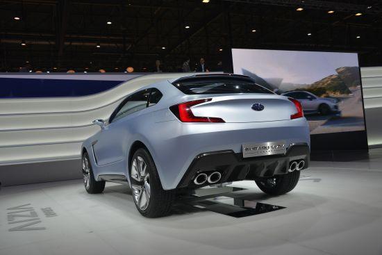Subaru Viziv Concept Geneva