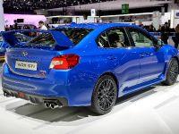 Subaru WRX STI Geneva 2014