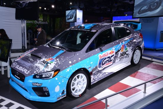 Subaru WRX STI GRC Racer New York