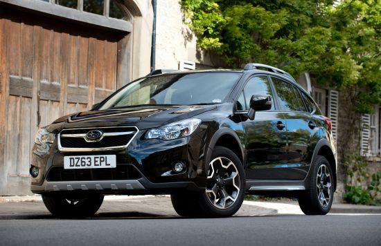 Subaru XV Black Limited Edition