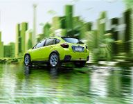 Subaru XV Concept, 6 of 17