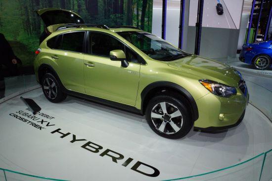 Subaru XV Crosstrek Hybrid New York