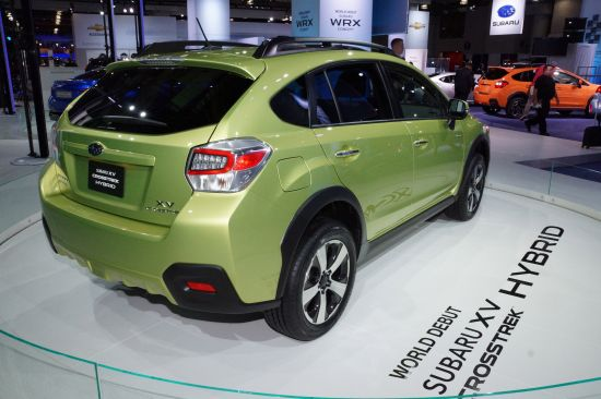 Subaru XV Crosstrek Hybrid New York