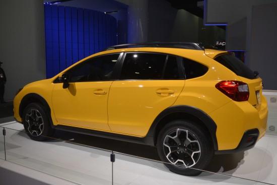 Subaru XV Crosstrek Special Edition Detroit