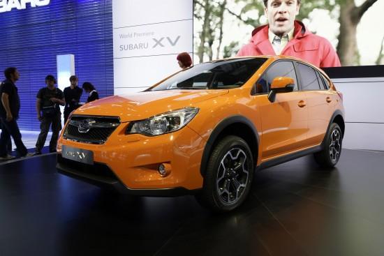 Subaru XV Frankfurt