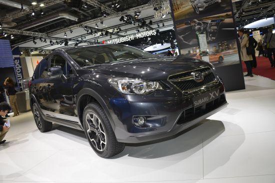 Subaru XV Paris
