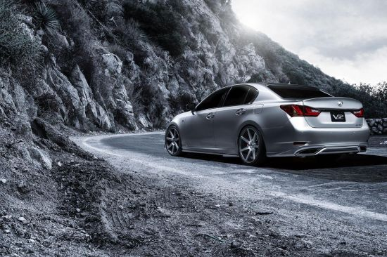 Supercharged  Lexus GS 350 F SPORT