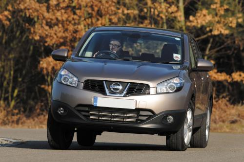 Superchips Nissan Qashqai 1.5 DCi - 130HP и 275Nm