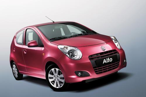 Новый Suzuki Alto