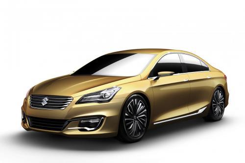 Suzuki Authentics Concept на Auto Shanghai 2013