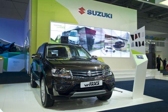 Suzuki Grand Vitara Moscow