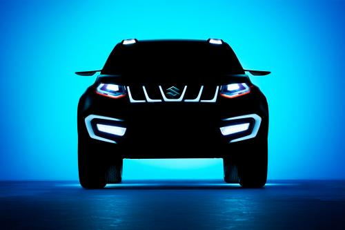 thumbs Suzuki iV-4 Compact SUV Concept, 1 of 13