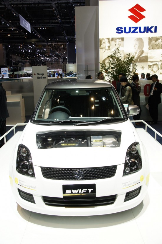 Suzuki Swift Geneva