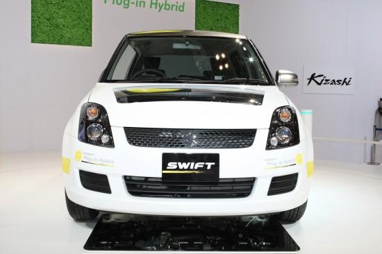 Suzuki SWIFT Plug-in Hybrid Tokyo