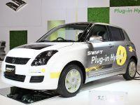 Suzuki SWIFT Plug-in Hybrid Tokyo 2009, 1 of 4