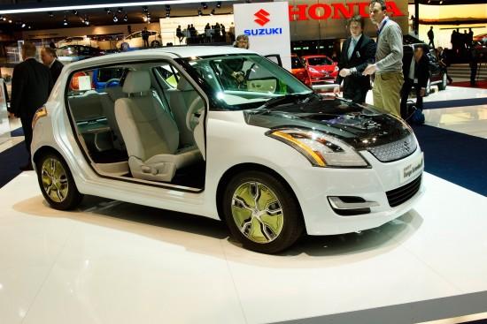 Suzuki Swift Range Extender Geneva