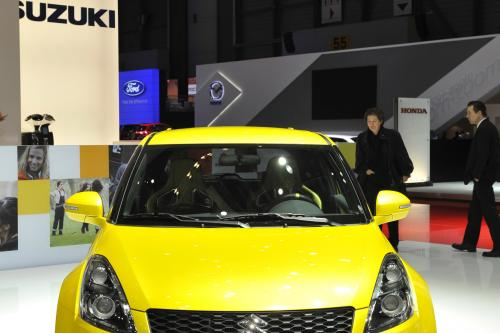 Женева 2011: Suzuki Swift S-CONCEPT