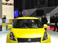 Suzuki Swift S-Concept Geneva 2011, 1 of 6