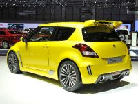 Suzuki Swift S-Concept Geneva 2011, 2 of 6