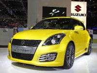Suzuki Swift S-Concept Geneva 2011, 4 of 6