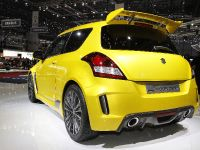 Suzuki Swift S-Concept Geneva 2011, 5 of 6