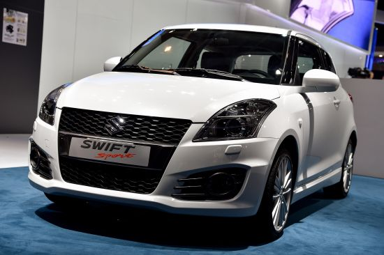 Suzuki Swift Sport Paris