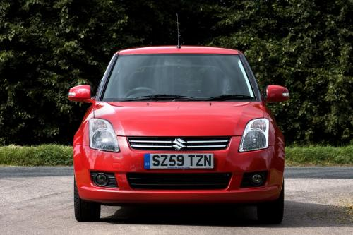Suzuki Swift SZ-L попадает на рынок