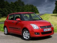 Suzuki Swift SZ-L, 4 of 5