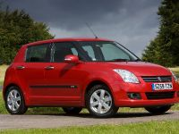 Suzuki Swift SZ-L, 3 of 5