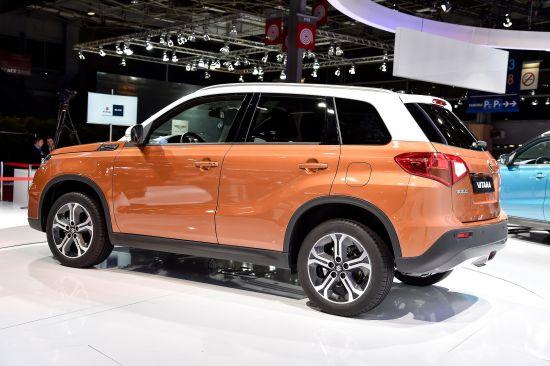 Suzuki Vitara Paris