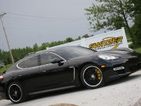 Switzer Porsche Panamera Turbo, 6 of 9