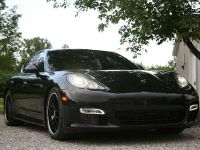 Switzer Porsche Panamera Turbo, 8 of 9