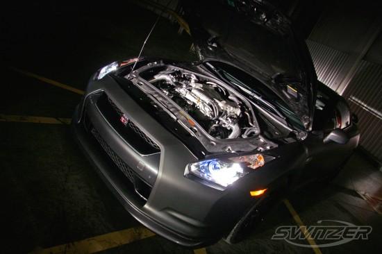 Switzer Ultimate Street Edition Nissan GTR