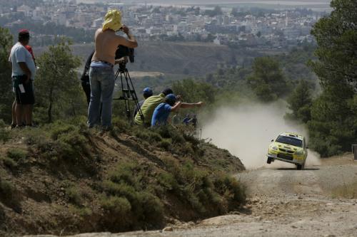 Suzuki в его сильных, но с SX4 WRC