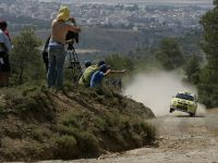 2008 Suzuki SX4 WRC Rally Greece, 1 of 3