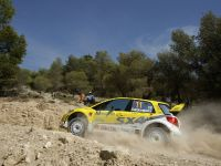 2008 Suzuki SX4 WRC Rally Greece, 2 of 3