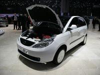 Tata Indica Vista EV Geneva 2009, 2 of 4
