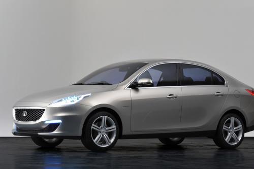 Tata Pr1ma designed by Pininfarina
