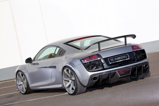 TC-Concepts Audi R8 TOXIQUE