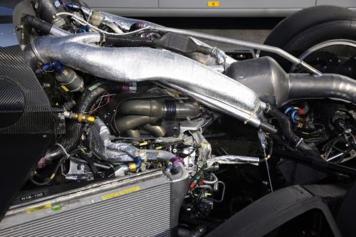 Впечатляет TDI двигатель для нового Audi R18