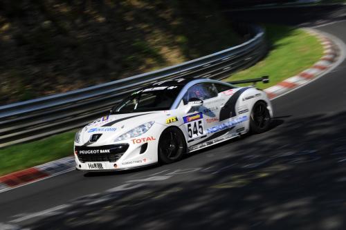 Команда Peugeot RCZ Nokia - RCZ 2.0 HDi Sport Coupe