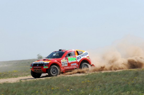 Team Reposl Mitsubishi Ralliart