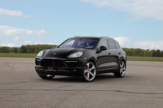 TECHART 2011 Porsche Cayenne
