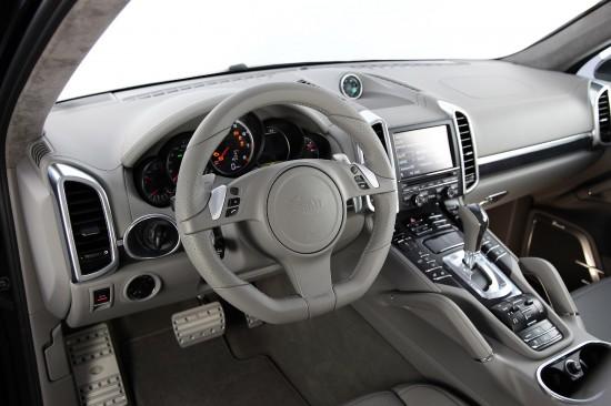 TECHART 2011 Porsche Cayenne