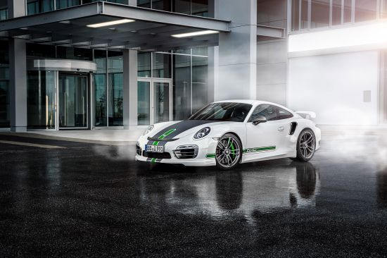 TechArt Carbon Sports Package - Porsche 991 and 981