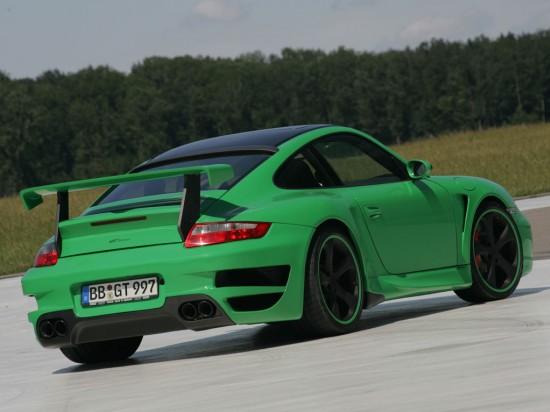 TechArt Porsche 911 Turbo GT Street