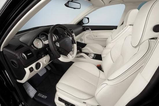 TECHART Magnum Porsche Cayenne Turbo S