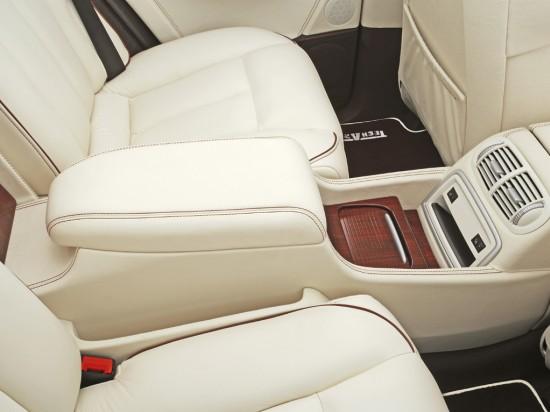 TechArt Porsche Cayenne Magnum de Sede