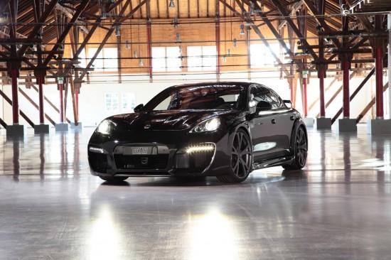 TECHART Porsche Panamera Turbo GrandGT