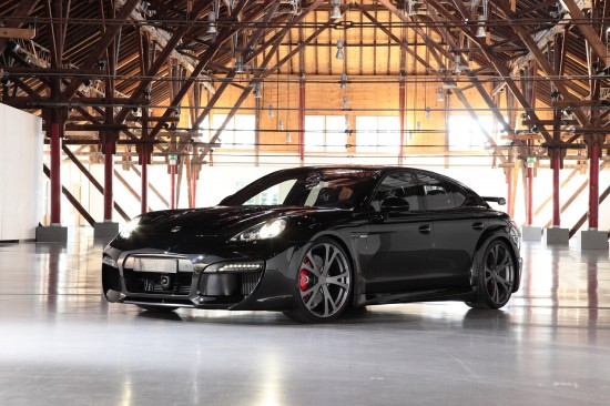 TECHART Porsche Panamera Turbo GrandGT